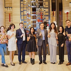 Chongqing Interchamber Mixer 2018 (13/09)