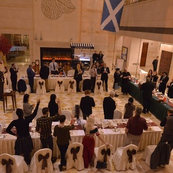 The 7th  Annual Charity Burns Night
