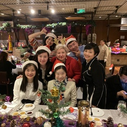 2019 Christmas Dinner Chongqing (13/12)
